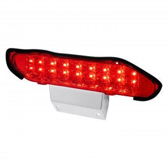 Lumen® - Chrome/Red LED 3rd Brake Light
