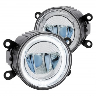 "Lumen® - 3.5"" Round Halo LED Fog Lights"