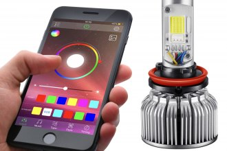 Lumen® - App Controlled RGB LED Conversion Kit (H11)