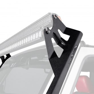 Lumen® - Windshield Frame Light Bar Mount