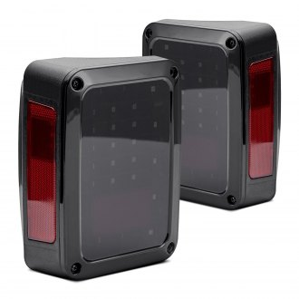 Lumen® - Black/Smoke LED Tail Lights