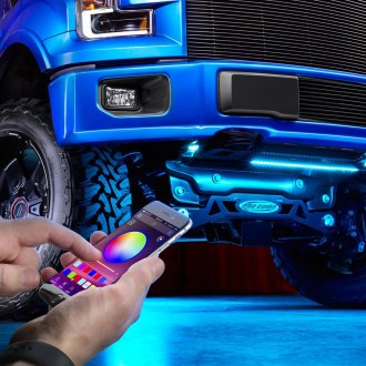 Lumen® - App Controlled RGB LED Underbody Kit