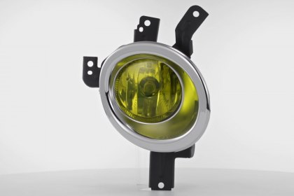 86-1001235 - Lumen® Yellow Factory Style Fog Lights, Featured 360 View (Full HD)