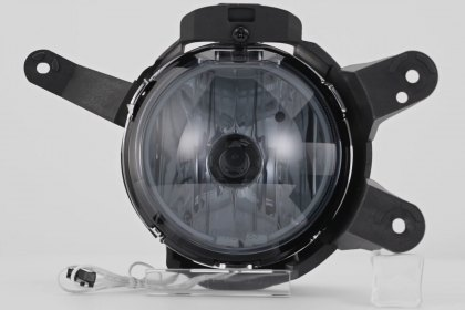 86-1001364 - Lumen® Smoke CCFL Halo Fog Lights, Featured 360 View (Full HD)