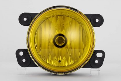 86-1001380 - Lumen® Yellow Factory Style Fog Lights, Featured 360 View (Full HD)