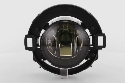 86-1001394 - Lumen® Smoke Factory Style Fog Lights, Featured 360 View (Full HD)