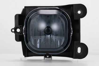 86-1001428 - Lumen® Smoke Factory Style Fog Lights, Featured 360 View (Full HD)