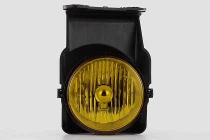 86-1001433 - Lumen® Yellow Factory Style Fog Lights, Featured 360 View (Full HD)