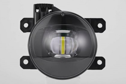86-1001522 - Lumen® Projector Fog Lights, Featured 360 View (Full HD)