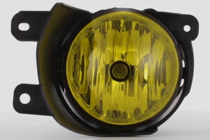 86-1001539 - Lumen® Yellow Factory Style Fog Lights, Featured 360 View (Full HD)