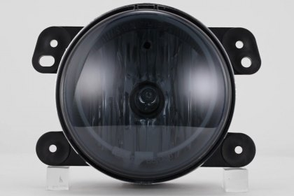 86-1001552 - Lumen® Smoke CCFL Halo Fog Lights, Featured 360 View (Full HD)