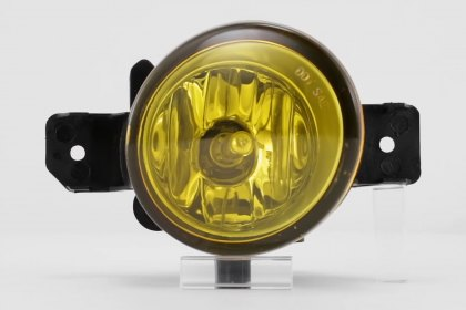 86-1001567 - Lumen® Yellow Factory Style Fog Lights, Featured 360 View (Full HD)