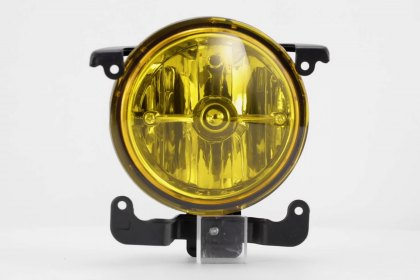 86-1001591 - Lumen® Yellow Factory Style Fog Lights, Featured 360 View (Full HD)