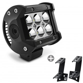 "Lumen® - 4"" 18W Dual Row LED Light Bar Kit"