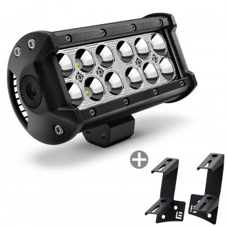 "Lumen® - 6.5"" 36W Dual Row LED Light Bar Kit"