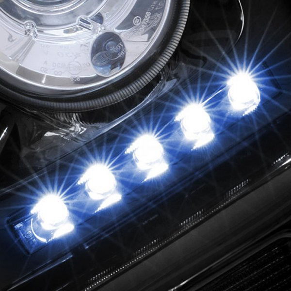 Lumen® - LED Daytime Running Lights on Mercedes G Class