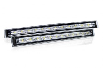 "Lumen® LUDRLQ2 - 11"" Length LED Daytime Running Lights"