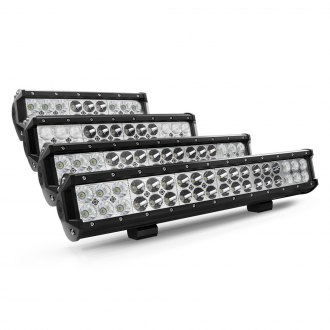 "Lumen® - Dual Row LED Light Bar (9"", 12"", 15"",18"")"