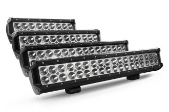"Lumen® - Dual Row Medium LED Light Bar (9"", 12"", 15"",18"")"