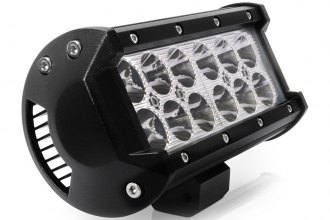 "Lumen® - 6.5"" Long, 36 Watt Dual Row Short LED Light Bar"