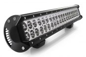 Lumen® - Dual Row Long LED Light Bar - Cutaway