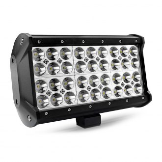 LUMEN® - 9.25 Long, 108 Watt Quad Row Short LED Light Bar