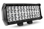 Lumen® - Quad Row Long LED Light Bar - Close-Up View