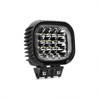"Lumen® - 5"" Square 48W Spot Beam LED Light"