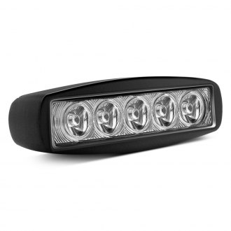 "Lumen® - 6""x2"" 15W LED Spot Beam Light"