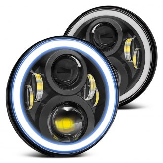 Lumen® - Round Sealed Beam LED Headlights