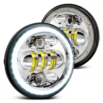 Lumen® - Round Sealed Beam Projector Headlights