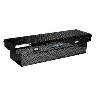 Lund® - SFL Series Low Profile Notched Single Lid Crossover Tool Box