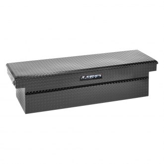 Lund® - SFL Series Deep Single Lid Push Button Crossover Tool Box