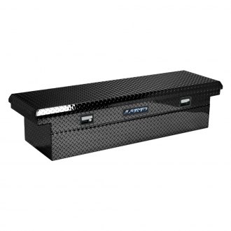 Lund® - Low Profile Single Lid Crossover Tool Box