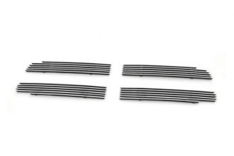 Lund® - 4-Pc Polished Billet Grille