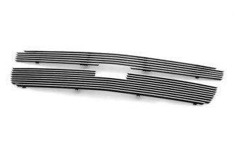 Lund® - 2-Pc Polished Overlay Billet Grille