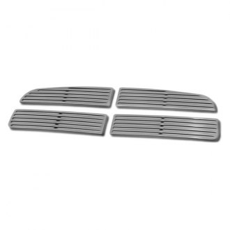Lund® - Polished Framed Perimeter Grille