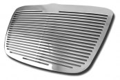 Lund® - Framed Perimeter Billet Grille with Logo Cutout