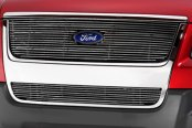 Lund® - 6-Pc Polished Billet Grille Image may not reflect your exact vehicle!