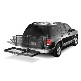 "Lund® - Folding Hitch Cargo Carrier for 2"" Receivers"