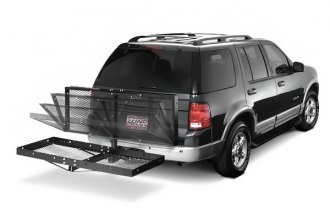 Lund® 601001 - Hitch Mounted Cargo Carrier