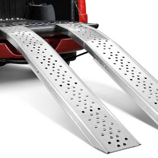 Aluminum Folding Ramps >> Lund Folding Loading Ramp