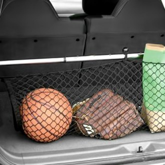 Lund® - Telescoping Cargo Bar with Net, In Use