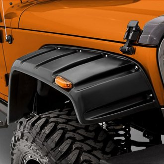Lund® - RX-Jeep Rivet Style Fender Flares