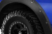 Lund® - RX-Rivet Style Textured Fender Flares (Rear Set)