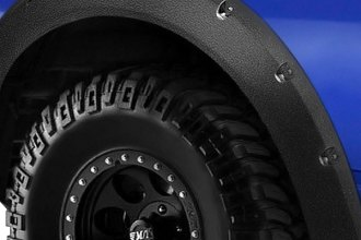Lund® RX103TB - RX-Rivet Style Textured Black Fender Flares