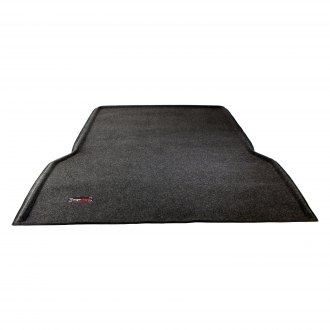Image may not reflect your exact vehicle! Lund® Cargo-Logic™ Bed Liner - Charcoal
