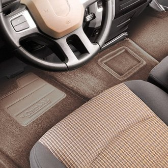 Lund® - Catch-All™ 1st Row, Over the Hump Beige Floor Liner