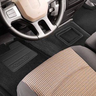 Lund® - Catch-All™ 1st Row, Over the Hump Black Floor Liner