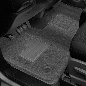 Lund® - Catch-All™ 1st Row, Over the Hump Gray Floor Liner